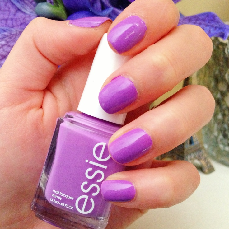 Opi Do You Lilac It Vs Essie Play Date Saturday spam: essie