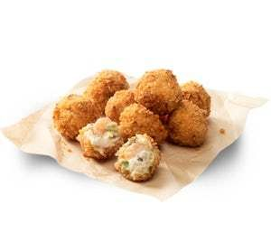 Great Balls of Fire is listed (or ranked) 1 on the list Joe's Crab Shack Recipes