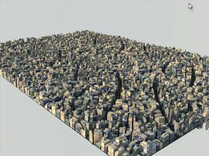 Creating a Low Poly City in 3ds Max By Hani Mohammad #3dsmax #greeble