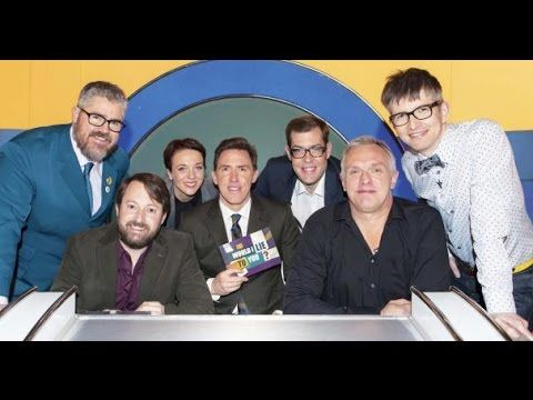 Would I Lie To You? Series 8 Episode 6. Such a funny episode. With Greg Davies and Richard Osman, two of my favourite tall guys.