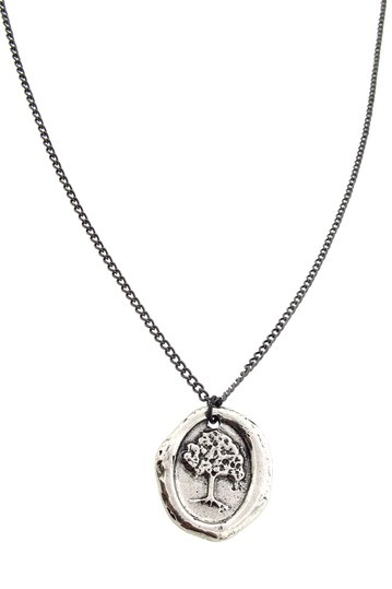 Tree Necklace//
