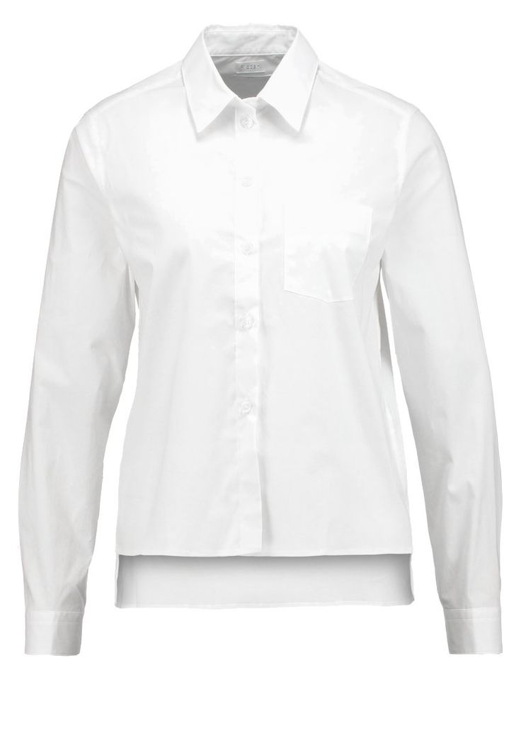 Filippa K Koszula biała damska klasyczna white