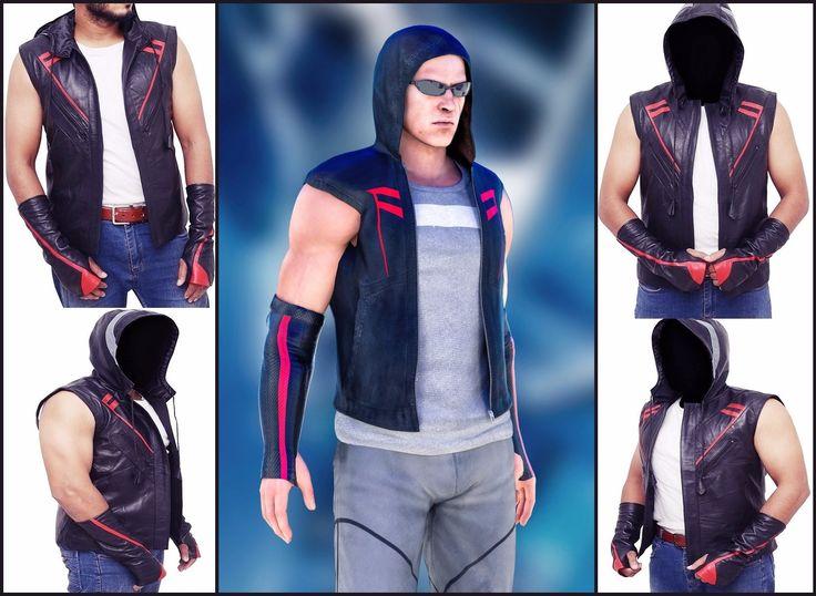 Icarus Mirror's Edge Catalyst Vest