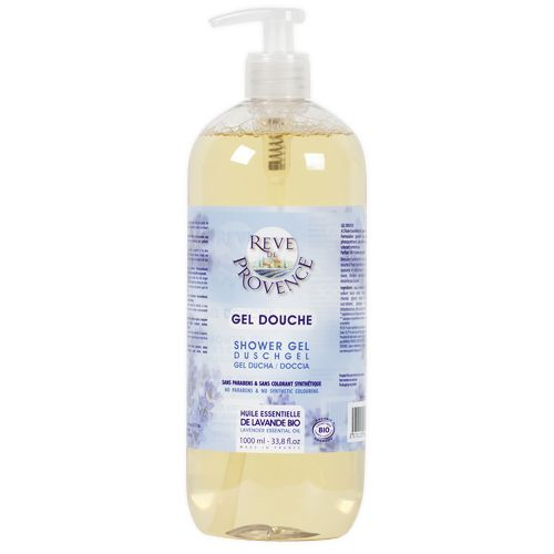 Gel de dus cu ulei de lavanda 1000 ml http://www.vreau-bio.ro/baie-si-dus/15-gel-de-dus-cu-ulei-de-lavanda-1000-ml.html