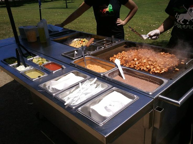taco cart - Google Search