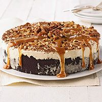 Sinfully sinful!Desserts Recipe, Coffee Mallow, Coffeee Mallow Torte, Ice Cream Cake, Chocolates Cookies, Frozen Desserts, Coffeemallow Torte, Healthy Desserts, Ice Cream Desserts