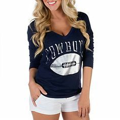 NFL Dallas Cowboys Victoria's Secret PINK Collection directly from the team at shop.dallascowboys.com