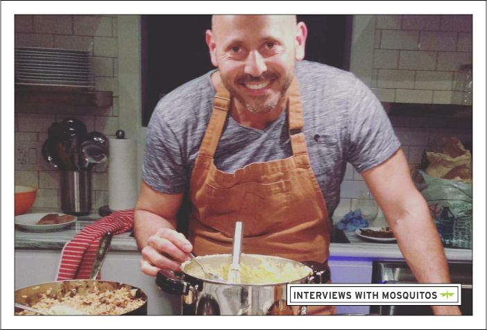"We interviewed Jordan Wagman, chef, educator and author of 4 cookbooks (with a 5th on the way). We found out his most requested recipe, the one thing he always avoids, why he would like to share a meal with Charlie Trotter, and that people love ""dirt""."