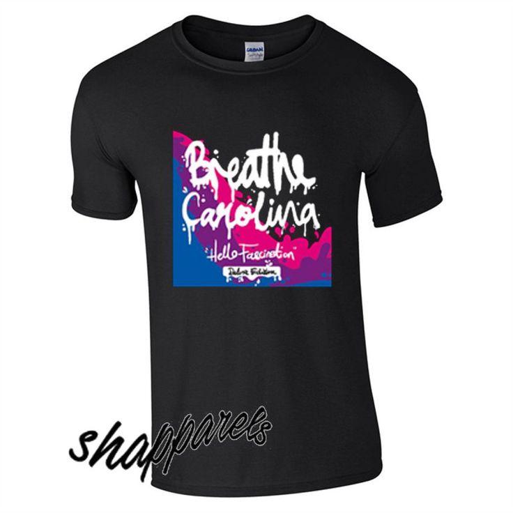 breathe carolina t shirt