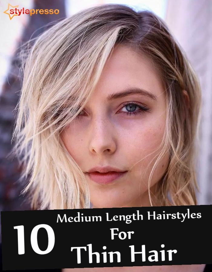 short to medium length haircuts 1000 ideas about medium thin hair on medium 1471 | 4e1d8f84ea00729b8ee53496934df87b