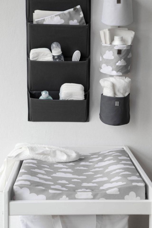 Décorer la chambre de bébé - zalinka pour organiser et décorer sa maison