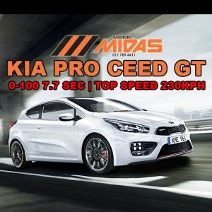 Learn about @KiaMotorsSA new Ceed GT #impressive compact #performance #car #Randburg #Midas http://bit.ly/1P5o3Ij