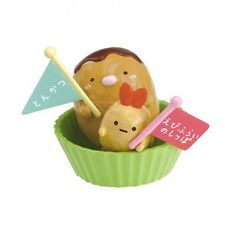 NEW Miniature Toy Lunch Box 2 Pork Cutlet San X Sumikko Gurashi Animal Toys Gift | eBay