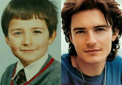 He still has that smirk :)