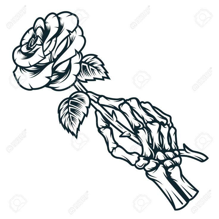 Vorlage Fur Jahresschreiber Palm Hand Clip