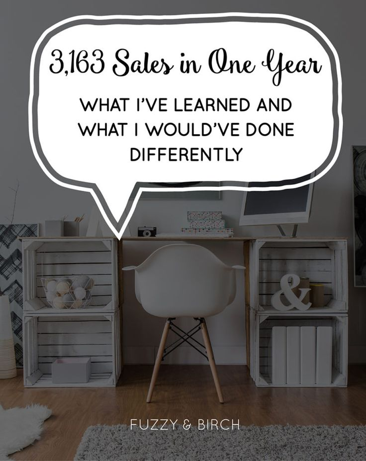 3,163 sales in one year