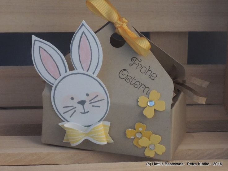 #stampin up #ostern #punch board