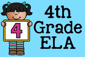 Image result for 4th grade ELA clipart