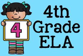 Image result for 4th grade ELA clipart