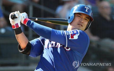[MLB] Rangers' Choo Shin-soo hits 3rd home run of season
