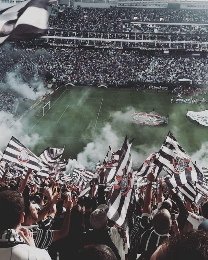Sport Club Corinthians Paulista / CAMPEÃO PAULISTA 2017 / ARENA CORINTHIANS