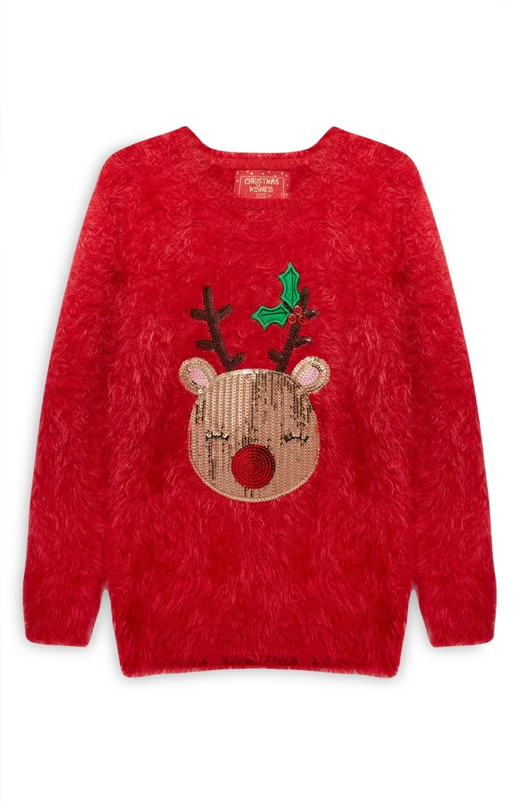 Kids Novelty Christmas Jumper