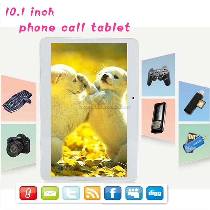 101 inch phone call tablet pc mtk 6572 dual core 1gb 8gb