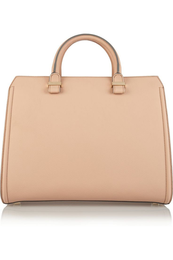 Victoria Beckham|The Victoria leather tote|NET-A-PORTER.COM - A Must Have - i want