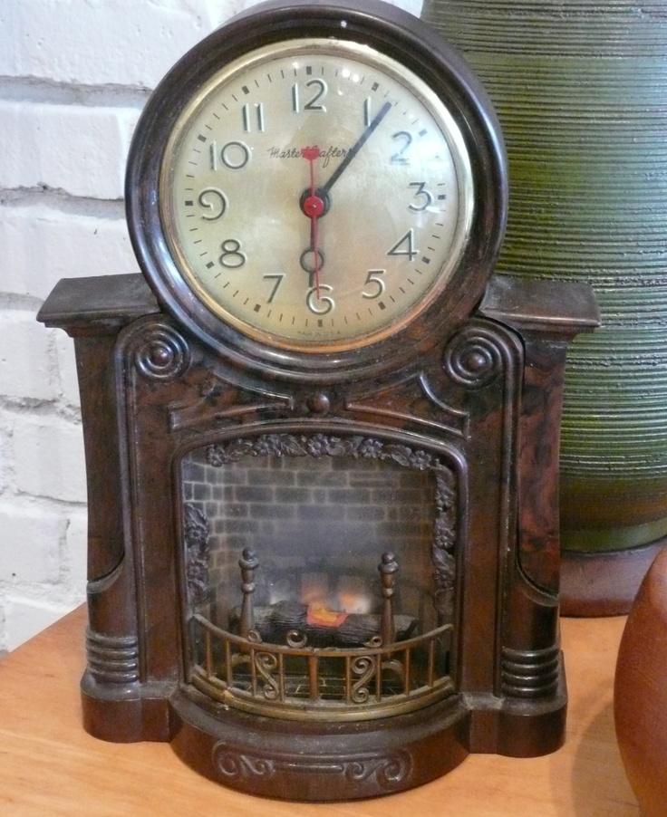 Fireplace Design fireplace clock : 1022 best Clocks images on Pinterest