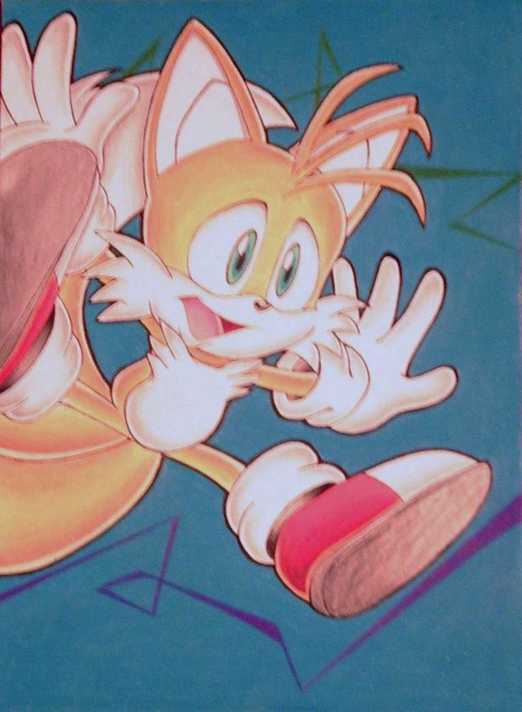 Archie Tails Fan Art Entry by fujikoeurekachamploo