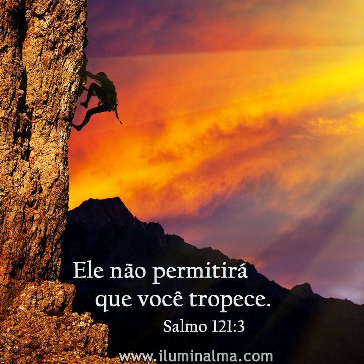 Salmo 121:3