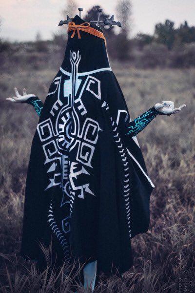 Midona cosplay