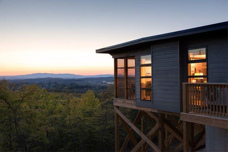 Iris Cabin 23 Xl New Tree Houses For Grown Ups At Iris Inn