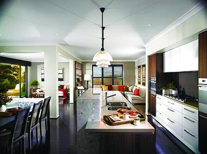Sherwood 35    Clarendon Homes Kitchens