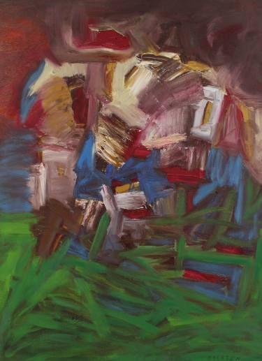 "Saatchi Art Artist Eduardo Gomes Dalazen; Painting, ""Touro"" #art"