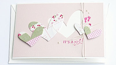silly's paper design: it's a girl ...