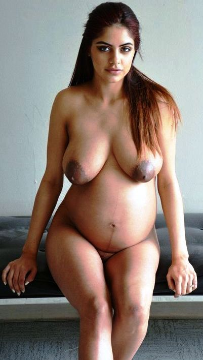 good looking sexy indian nude lady