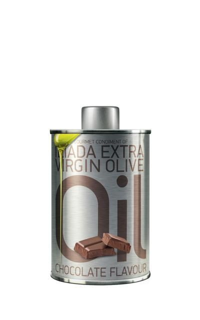 Chocolate flavoured oil