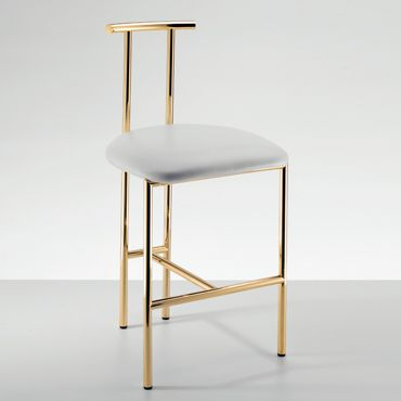 bathroom chairs. #decor walther brass chair #jpwarreninteriors #interiordesign bathroom chairs