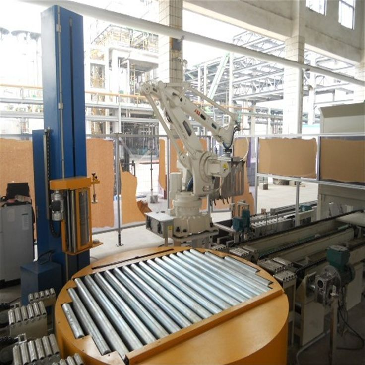 Wrapping pallet packaging machine manufacturing for 11 years