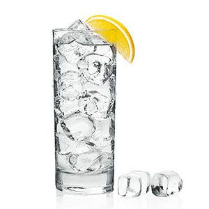 The Drink That Helps you Shrink - Ice water - Have 2 glasses before breakfast, or any meal.  Most of us forget the importance of water.  And Water for Weightloss.