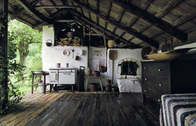 Nyári konyha/ summer-time kitchen - Hungary