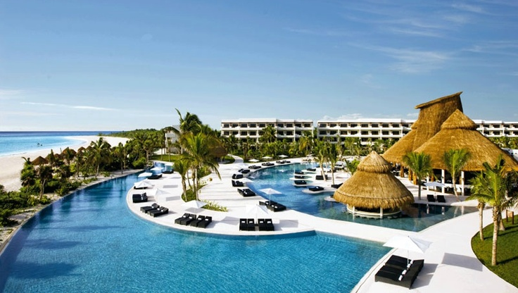 Secrets of Maroma Resort - Riveria Maya, Mexico  All inclusive- Adults only- Great escape:-)