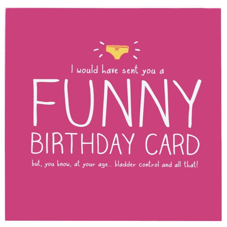 funny birthday wishes pink stamping humorous cards