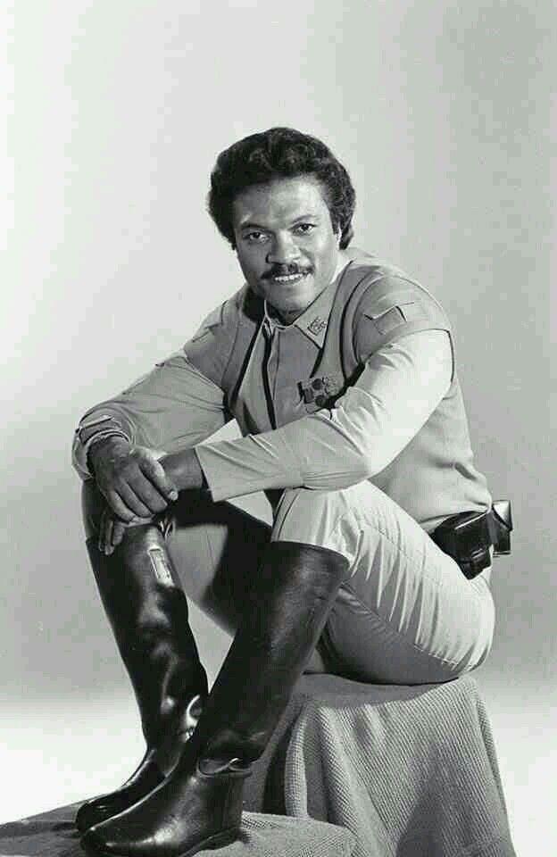 Lando Calrissian - Billy Dee Williams