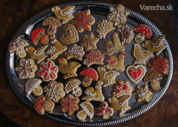 Najlepšie vianočné medovníčky