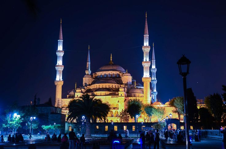 Blue Mosque, Istanbul | DingoShoes - life's a dream | Flickr