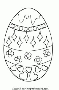 free printable easter egg coloring page (21)