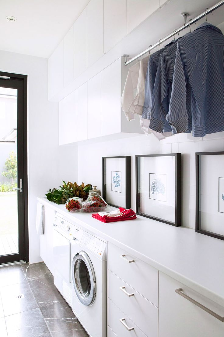 Design Laundry Design best 25 laundry design ideas on pinterest transitional located next to the kitchen this adelaide designed by max pritchard architect