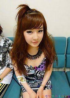 Incredible 1000 Images About K Pop Stuff On Pinterest Korean Girl Korean Short Hairstyles For Black Women Fulllsitofus